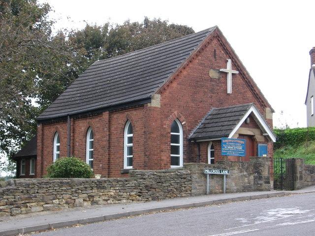 Barlow - Methodist Church