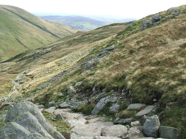 The path from Mardale Ill Bell