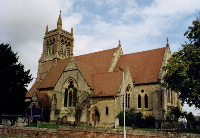 St Michael & St Mary Magdalene, Easthampstead