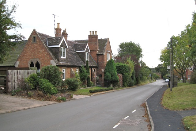 Former school house, School Lane, Hampton on the Hill