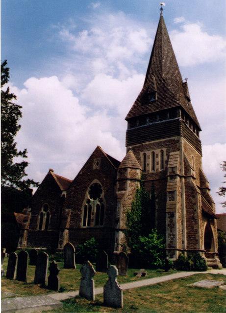 St Michael & All Angels, Sandhurst
