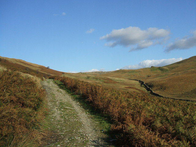 The path to Sadgill