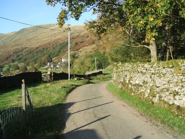 Road to Brockstones