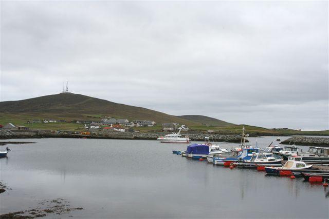 Bressay marina