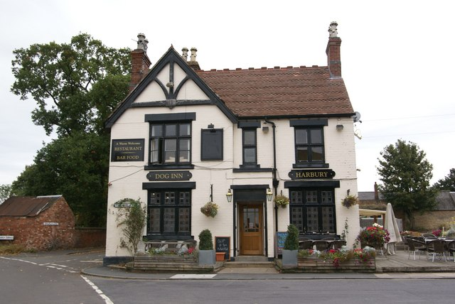 The Dog Inn, Harbury
