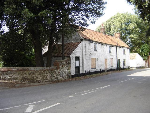 Thornham's lost village shop