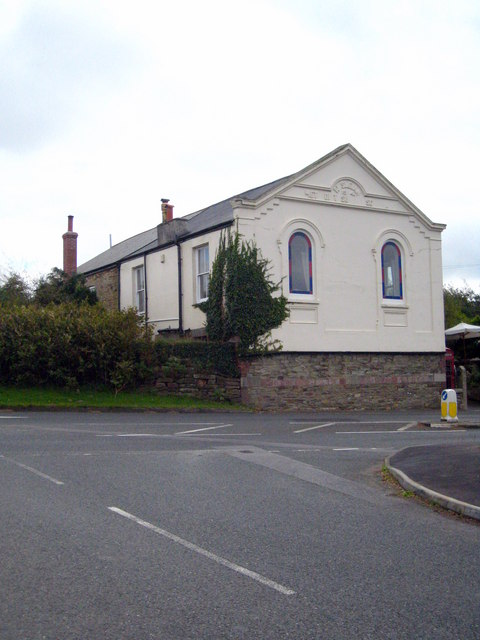 Former sunday school at Shortlanesend