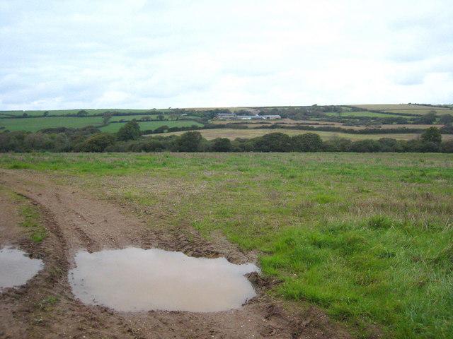 Field near Allet