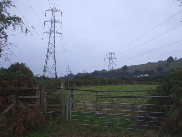 Stile and pylons
