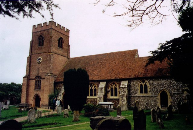 St Mary, Winkfield