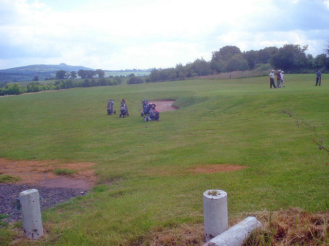 South Herefordshire Golf Course - 1
