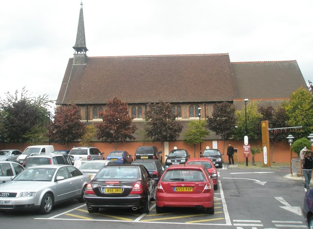 St George's Church, Southall