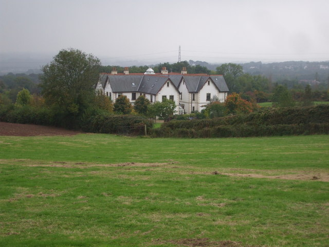 Foxfield, seen from Tai-mawr