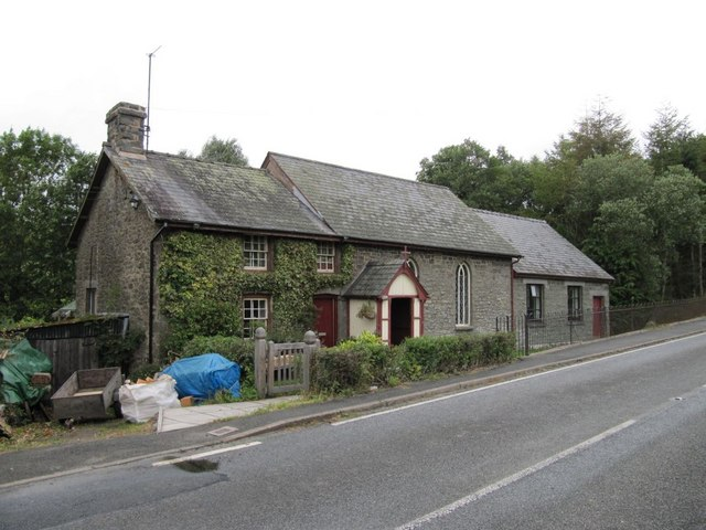 Cottage on the end