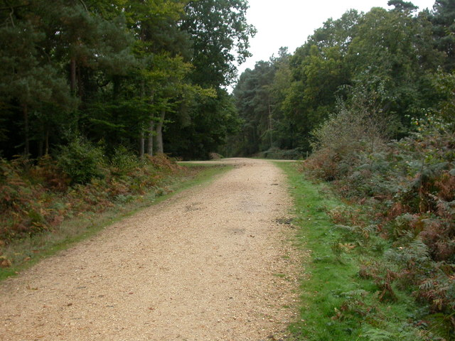 Set Thorns Inclosure, bicycle trail