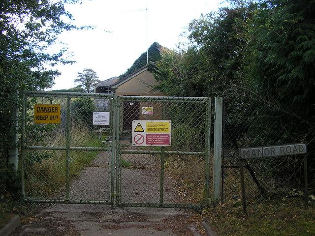 Stretton Pumping Station