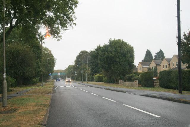 Brize Norton road, Carterton