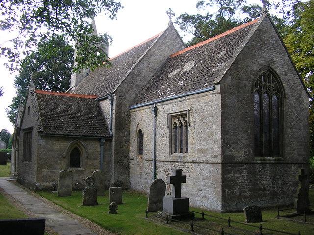 Church of St. Nicholas, Stretton