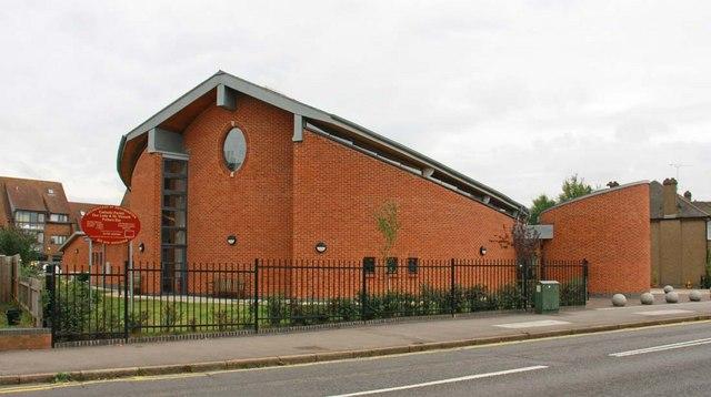 Our Lady & St Vincent, Mutton Lane, Potters Bar, Herts
