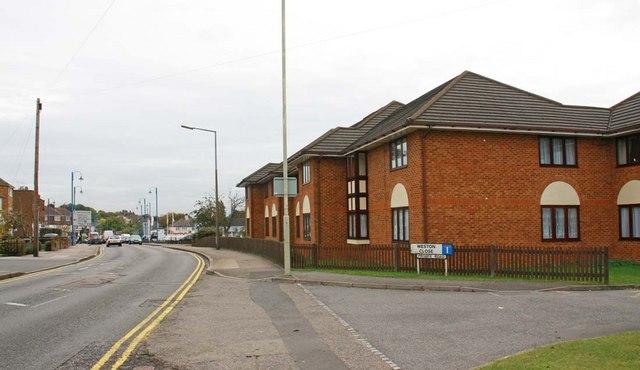 Mutton Lane, Potters Bar, Herts
