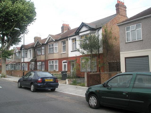 Houses in Ranelagh Road