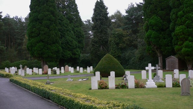 Bordon Garrison Military Cemetery