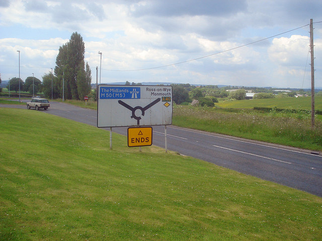 A449 at the Travellers Rest