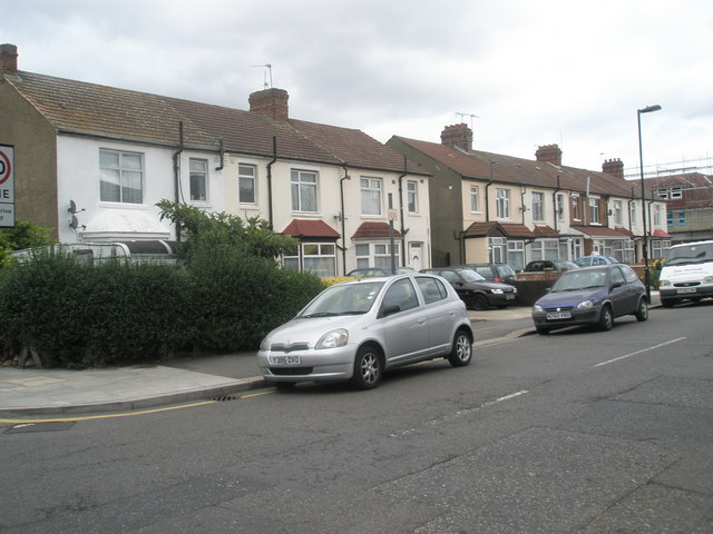 Houses in Beaconsfield Road