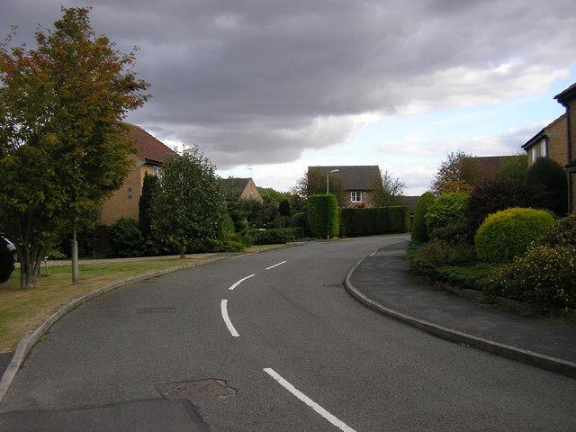 Walnut Close, Stretton