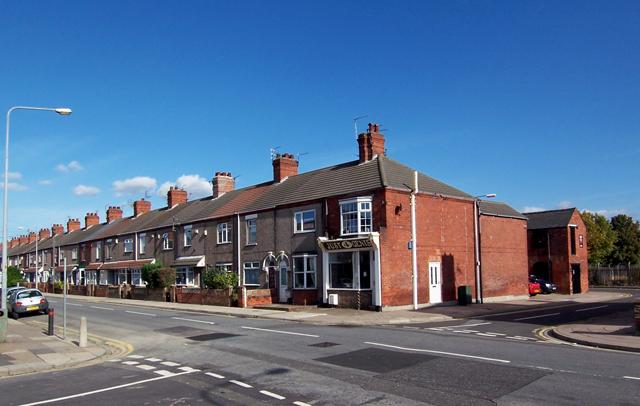 Alexandra Road, Grimsby