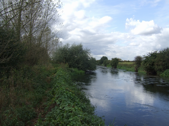 River Trent at Wychnor