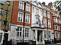 TQ2881 : The Hellenic Centre, Paddington Street, W1 by Mike Quinn