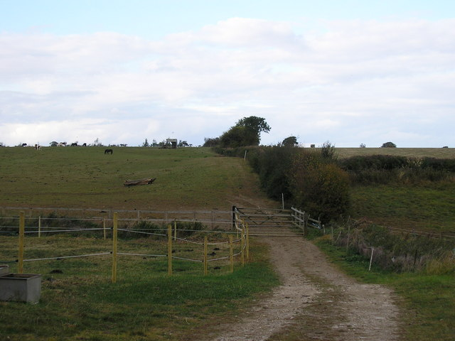 Farm Track, Clipsham Road, Stretton