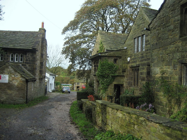 A Corner of Hurstwood