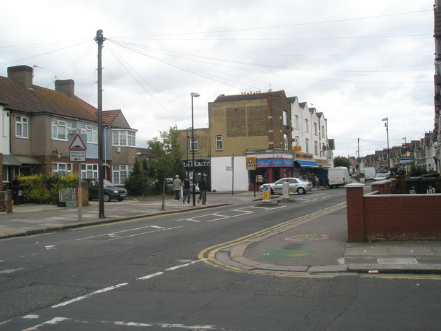 Junction of   Grange and Beaconsfield Roads