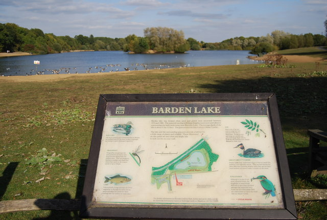 Barden Lake