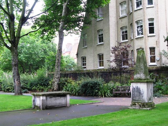 Paddington Street Garden, W1