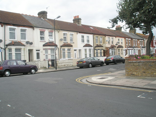 Houses in Grange Road
