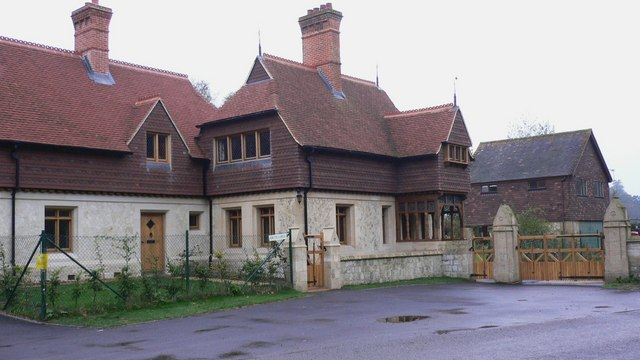 South Lodge on Blackmoor Road