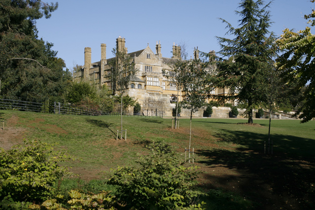 Batsford House south side