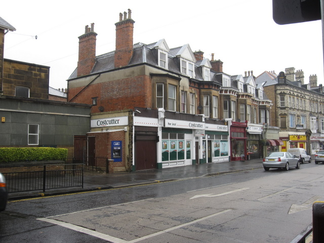 Costcutter in Ramshill Road, Scarborough
