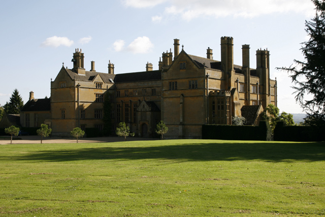 Batsford House, North Side