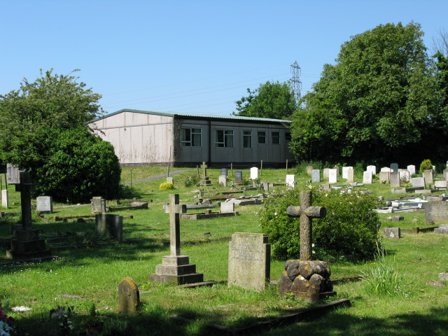 Eythorne village hall, at north end of graveyard