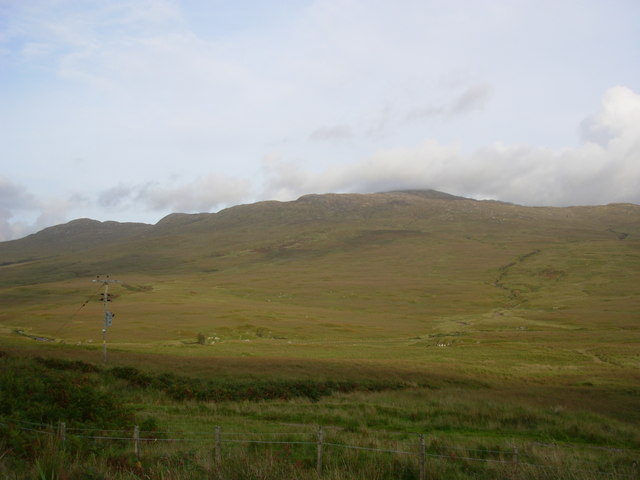 Glen view from Clounlaid