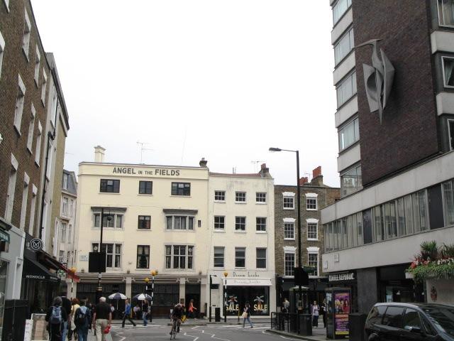 George Street / Thayer Street, W1