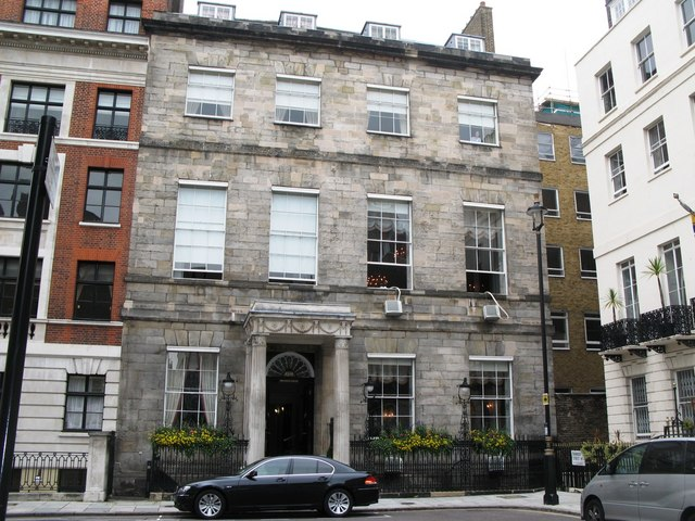 Chandos House, 2 Queen Anne Street, W1