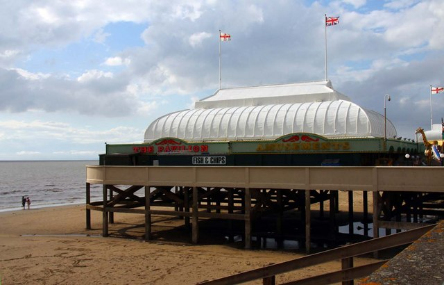 The Pier at Burnham-On-Sea