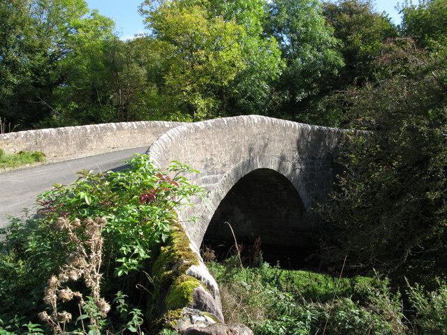 Argill Bridge, Barras