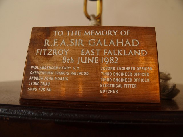 The Falkland Islands Memorial Chapel