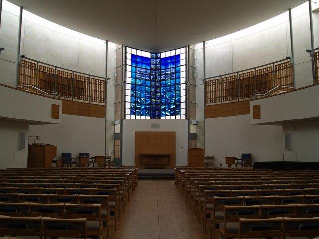 The Falkland Islands Memorial Chapel